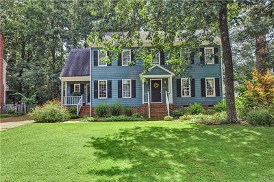 Henrico Single Family Home For Sale: 2803 Aspinwald Drive