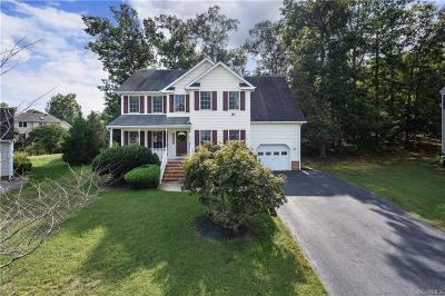 Chester VA Single Family Home For Sale: $265,000