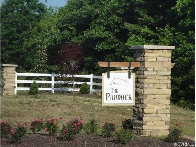 Powhatan Residential Lots & Land For Sale: 2412 Delmar Ridge Lane