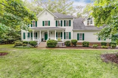Chesterfield Single Family Home For Sale: 14024 Princess Mary Road