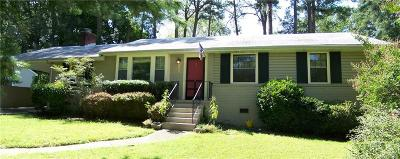Henrico Single Family Home For Sale: 1201 Haverhill Road