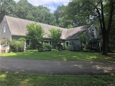 Goochland Single Family Home For Sale: 1450 Millers Lane