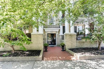 Richmond Condo/Townhouse For Sale: 3029 Monument Avenue #4