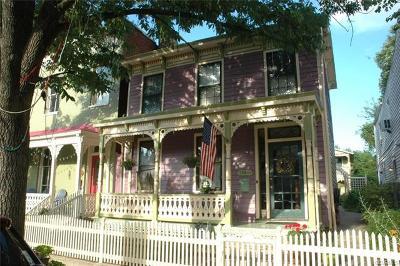 Richmond Single Family Home For Sale: 319 1/2 Pine Street