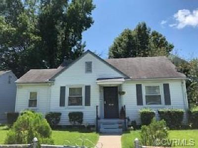 Single Family Home For Sale: 517 Milton Street
