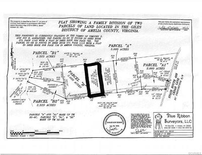 Amelia VA Residential Lots & Land For Sale: $30,000