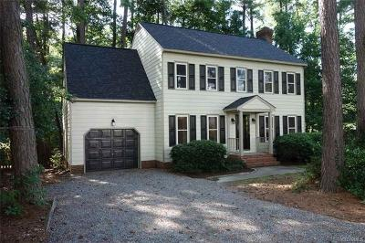 Henrico Single Family Home For Sale: 2832 Guyana Drive