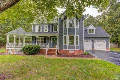 Chester Single Family Home For Sale: 11960 Nash Road