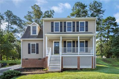 Henrico Single Family Home For Sale: 3833 Redstone Drive