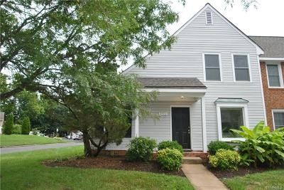 Henrico Condo/Townhouse For Sale: 2550 Straw Bridge Chase
