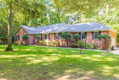 Ashland Single Family Home For Sale: 12301 North Oaks Drive