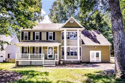 Midlothian Single Family Home For Sale: 1906 Porters Mill Road
