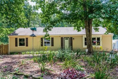 Midlothian Single Family Home For Sale: 2830 McManaway Drive