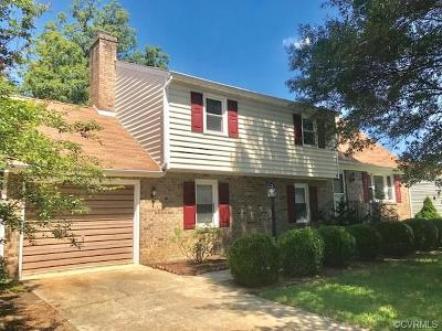 Colonial Heights Single Family Home For Sale: 3824 Perthshire Lane