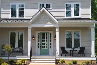 Midlothian Single Family Home For Sale: 16207 Binley Road
