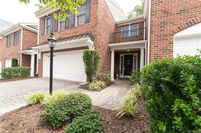 Henrico Condo/Townhouse For Sale: 11765 Triple Notch Terrace