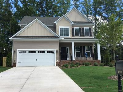 New Kent County Single Family Home For Sale: 2721 Forsythia Court