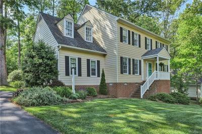 Chesterfield Single Family Home For Sale: 12401 Queensgate Road