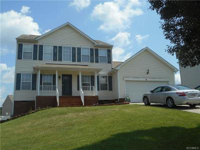 Chester VA Single Family Home For Sale: $244,000