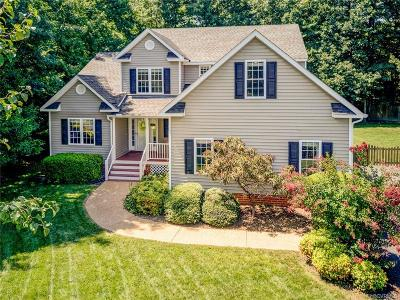 Single Family Home Sold: 12912 Mill Meadow Court