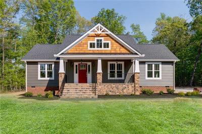 Amelia County Single Family Home For Sale: 7561 Silver Maple Drive
