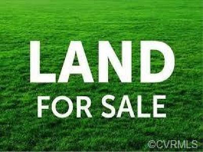 Henrico Residential Lots & Land For Sale: 8578 Gibbs Lane