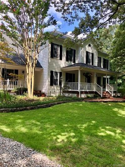 Hanover County Single Family Home For Sale: 16101 Daybreak Lane