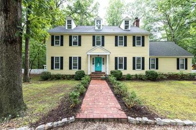 Chesterfield Single Family Home For Sale: 2311 Winterfield Road