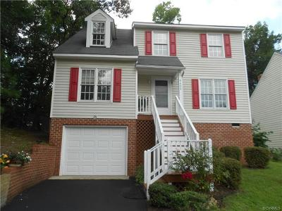 Henrico Single Family Home For Sale: 8600 Lambay Court