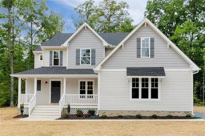 Chesterfield Single Family Home For Sale: 12019 Millay Drive