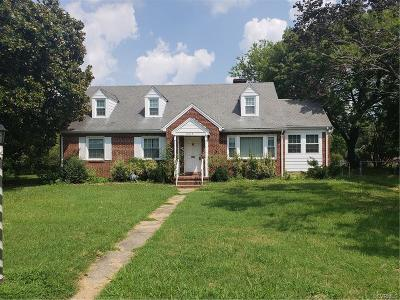 Henrico Single Family Home For Sale: 2414 National Street