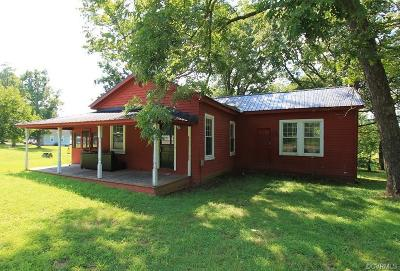 Amelia County Single Family Home For Sale: 8900 N Five Forks Road
