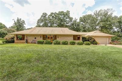 Hopewell Single Family Home For Sale: 510 Woodland Road