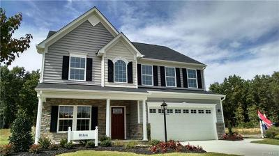 New Kent Single Family Home For Sale: 7798 Sedge Drive