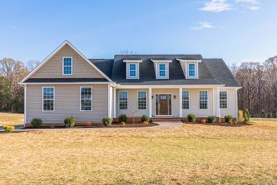 Powhatan Single Family Home For Sale: 730 Appomattox Trace Road
