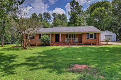 Powhatan Single Family Home For Sale: 2418 Morningview Drive
