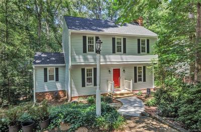 Midlothian Single Family Home For Sale: 1612 Porters Mill Terrace