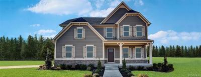 Mechanicsville Single Family Home For Sale: 9095 Garrison Manor Drive