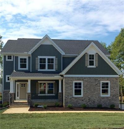 Chesterfield Single Family Home For Sale: 8442 Timberstone Drive