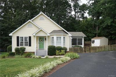 Henrico Single Family Home For Sale: 2928 Oakley Pointe Way