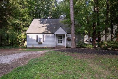 Midlothian Single Family Home For Sale: 2607 Beaver Falls Road