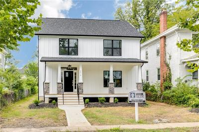 Richmond Single Family Home For Sale: 615 West Graham Road