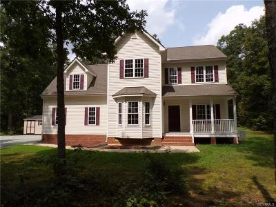 Henrico Single Family Home For Sale: 5112 Virgil Drive