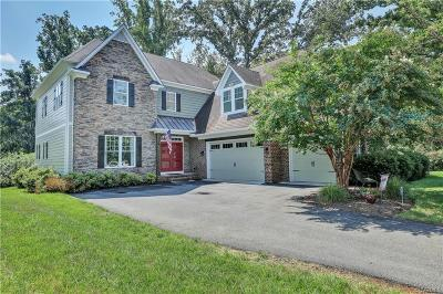 Henrico Single Family Home For Sale: 2 Paris Ridge Lane