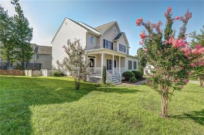 Chesterfield Single Family Home For Sale: 13331 Prince James Drive
