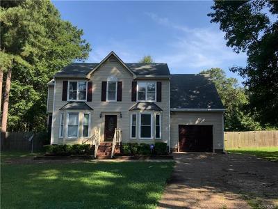 Chesterfield Single Family Home For Sale: 5620 Gatebridge Road