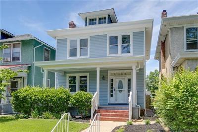 Richmond Single Family Home For Sale: 2812 Hanes Avenue