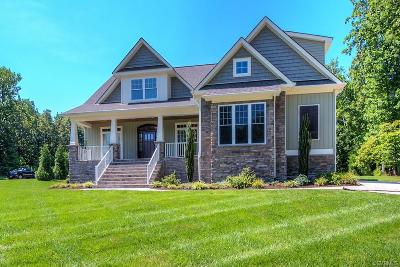 Chesterfield Single Family Home For Sale: 7801 Grampian Court