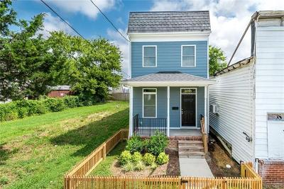 Richmond Single Family Home For Sale: 2710 Q Street