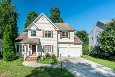 Chesterfield Single Family Home For Sale: 16130 Hampton Summit Drive